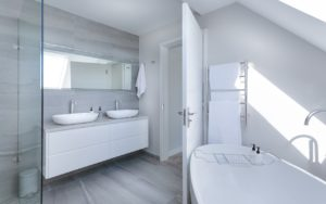 What is the best flooring to use in the bathroom?